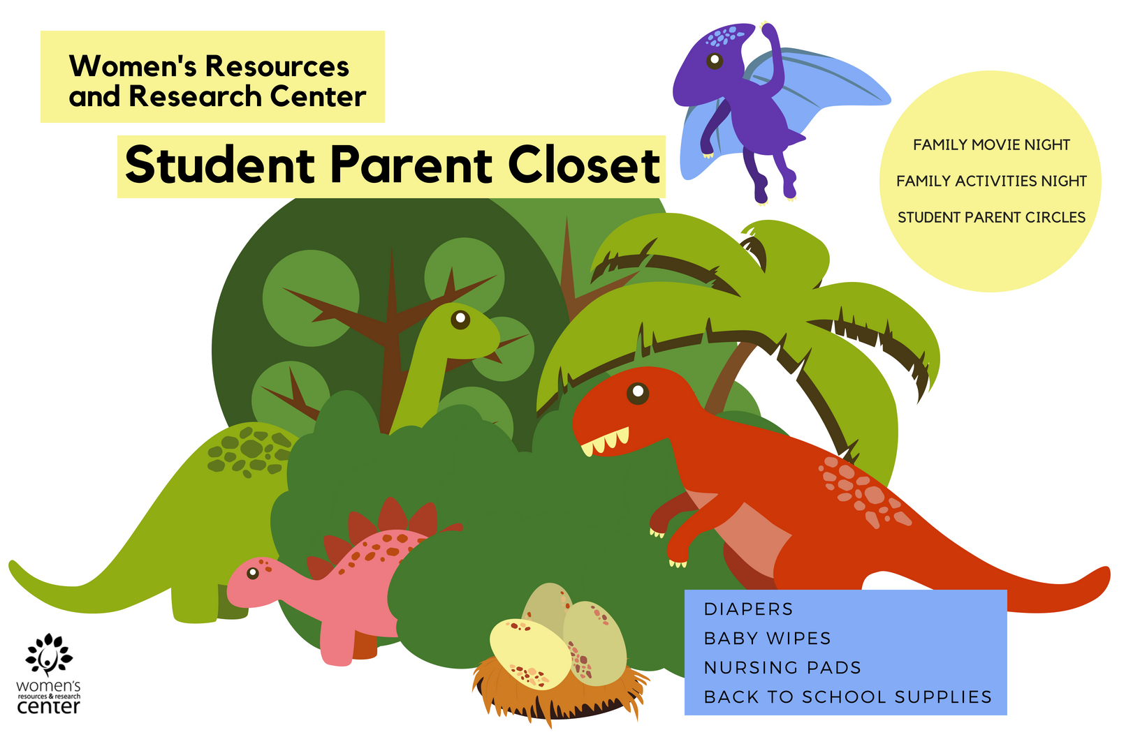 Student Parent Flyer